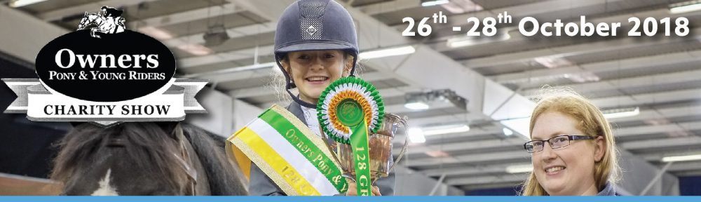 Owners Pony & Young Riders Charity Show 2018